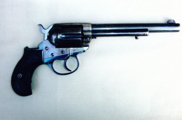 Colt Model 1877 Double Action
