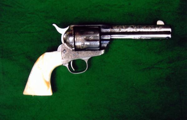 Colt SAA, 139,758 1
