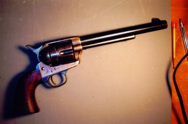 Colt SAA U. S. Revolver