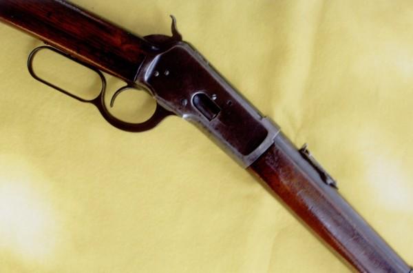 Winchester 1892 Carbine 2