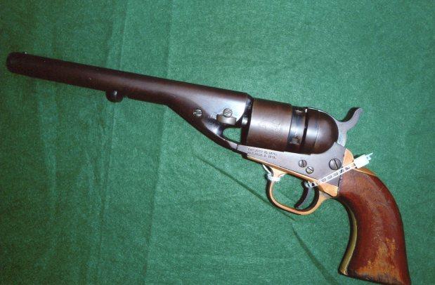 Colt 1862 Conversion