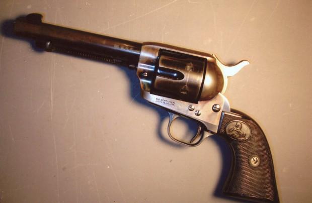 Colt Model 1909 .45 caliber