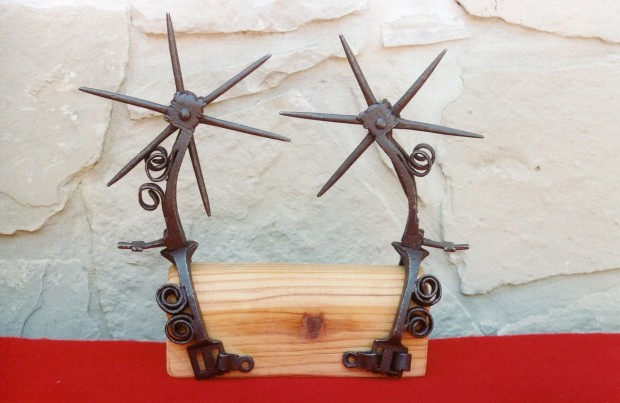 Spanish Colonial Spurs