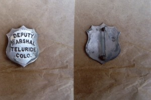 Telluride Badge