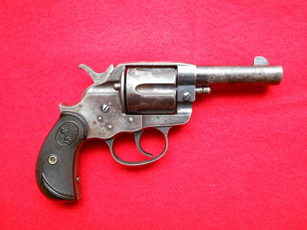 Colt 1878 Sheriff Model right