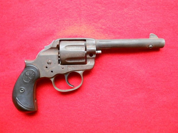Colt 1878 relic right